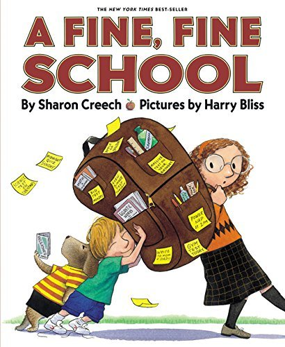 Sharon Creech A Fine Fine School