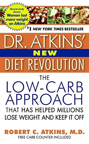 Atkins Robert C. M. D. Dr. Atkins' New Diet Revolution Completely Updated! Updated