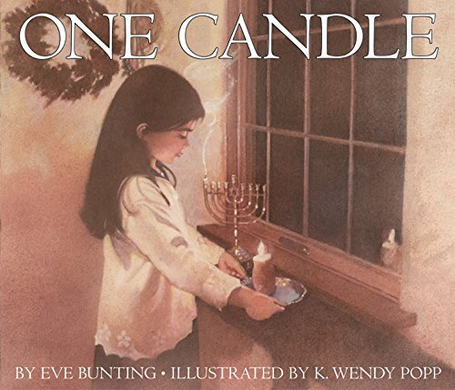 Eve Bunting One Candle