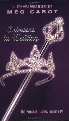 Meg Cabot Princess In Waiting Princess Diaries Book 4