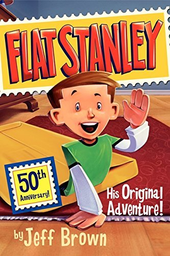 Jeff Brown Flat Stanley His Original Adventure! 0050 Edition;anniversary