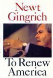 Newt Gingrich To Renew America