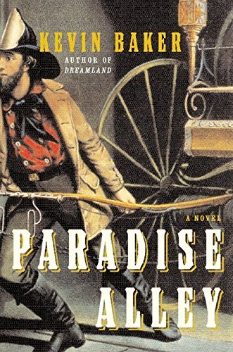 Kevin Baker Paradise Alley Today Show Book Club Book 6