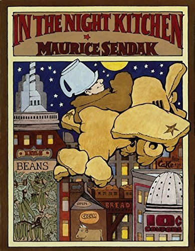 Maurice Sendak In The Night Kitchen Anniversary