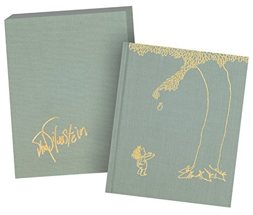 Shel Silverstein The Giving Tree Slipcase Mini Edition 0035 Edition;anniversary