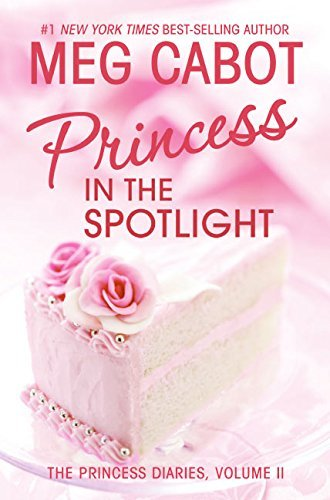 Meg Cabot Princess In The Spotlight
