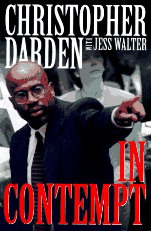Christopher A. Darden In Contempt