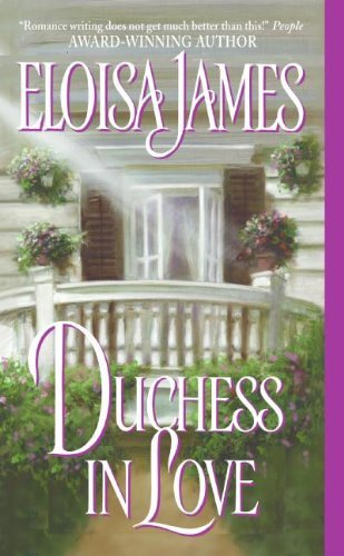 Eloisa James Duchess In Love