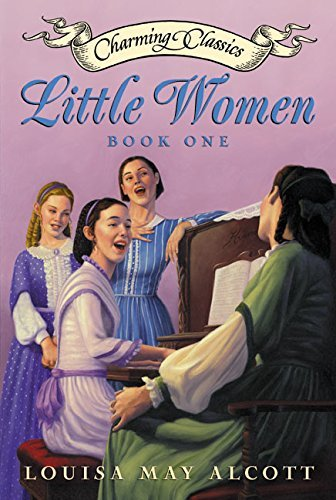 Louisa May Alcott Little Women Book One Book And Charm [with Cameo C