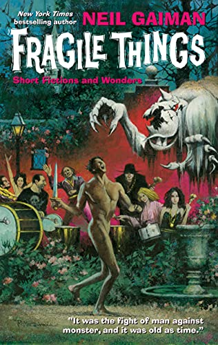 Neil Gaiman Fragile Things Short Fictions And Wonders