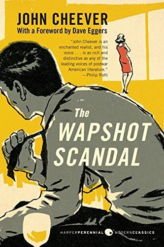 John Cheever The Wapshot Scandal