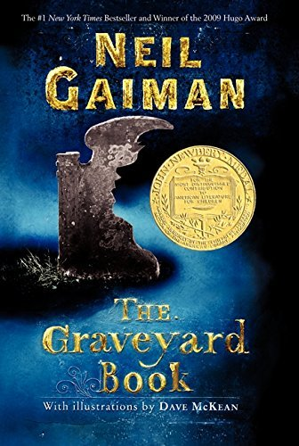 Neil Gaiman Graveyard Book The