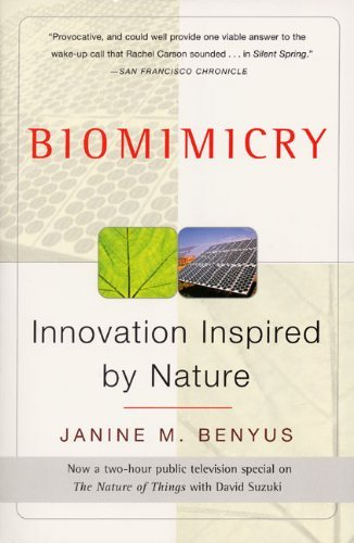 Janine M. Benyus Biomimicry Innovation Inspired By Nature