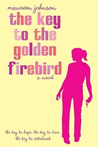 Maureen Johnson The Key To The Golden Firebird