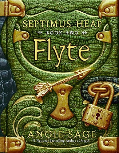 Angie Sage Septimus Heap Book Two Flyte