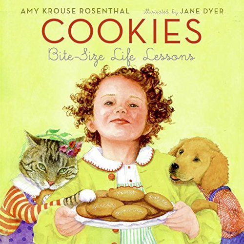 Amy Krouse Rosenthal Cookies Bite Size Life Lessons