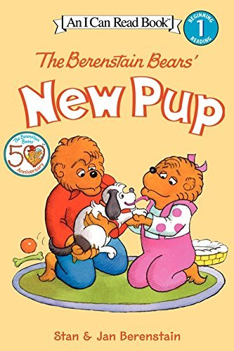 Jan Berenstain The Berenstain Bears' New Pup [with Stickers]