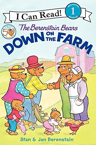 Jan Berenstain The Berenstain Bears Down On The Farm