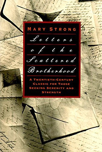 Mary Strong Letters Of The Scattered Brotherhood