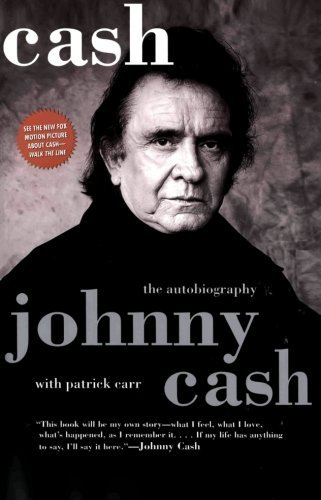 Johnny Cash Cash The Autobiography