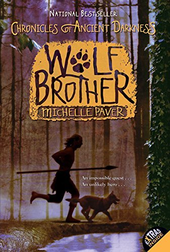 Michelle Paver Chronicles Of Ancient Darkness #1 Wolf Brother