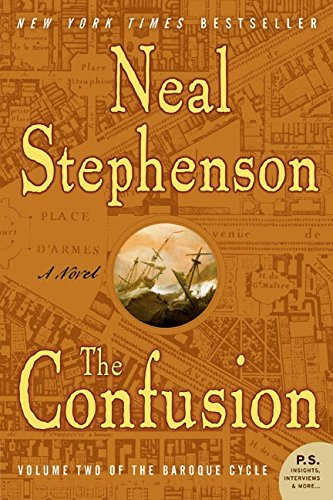 Neal Stephenson The Confusion
