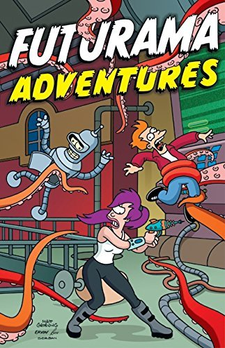Matt Groening Futurama Adventures
