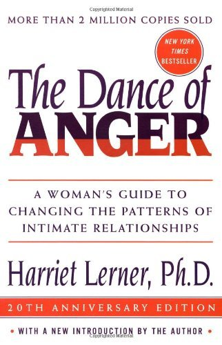 Harriet Lerner The Dance Of Anger 0020 Edition;anniversary