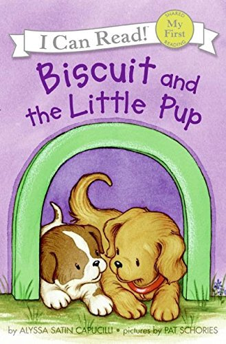 Alyssa Satin Capucilli Biscuit And The Little Pup