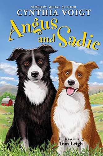 Cynthia Voigt Angus And Sadie