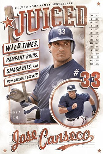 Jose Canseco Juiced Wild Times Rampant 'roids Smash Hits And How B