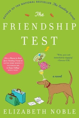 Elizabeth Noble The Friendship Test
