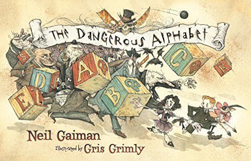 Neil Gaiman The Dangerous Alphabet