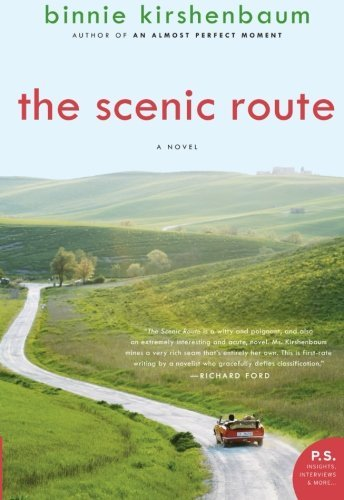 Binnie Kirshenbaum The Scenic Route