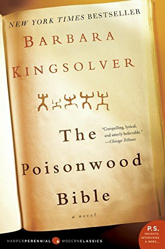 Barbara Kingsolver The Poisonwood Bible