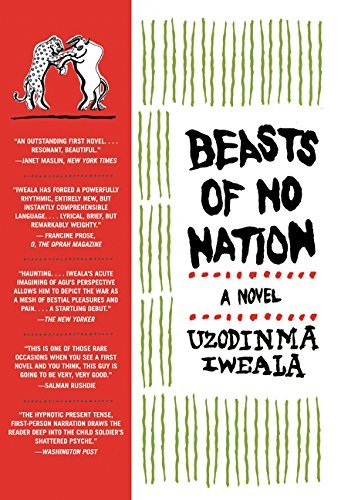 Uzodinma Iweala Beasts Of No Nation