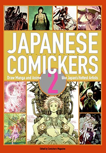 Comickers Magazine Japanese Comickers 2 Draw Manga And Anime Like Japan's Hottest Artists