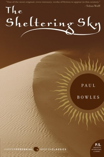 Paul Bowles The Sheltering Sky