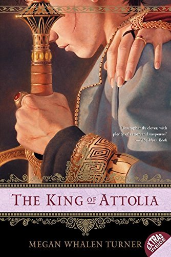 Megan Whalen Turner The King Of Attolia