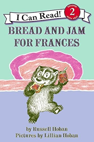 Russell Hoban Bread And Jam For Frances Abridged