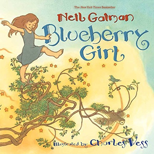 Neil Gaiman Blueberry Girl