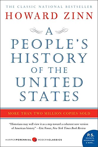 Howard Zinn A People's History Of The United States 1492 Present