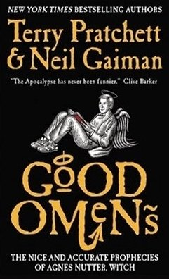 Neil Gaiman Good Omens The Nice And Accurate Prophecies Of Agnes Nutter