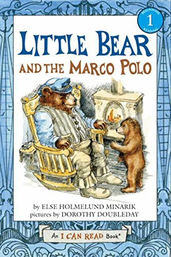 Else Holmelund Minarik Little Bear And The Marco Polo