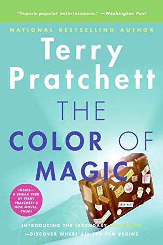 Terry Pratchett The Color Of Magic