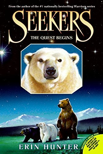 Erin Hunter Seekers #1 The Quest Begins