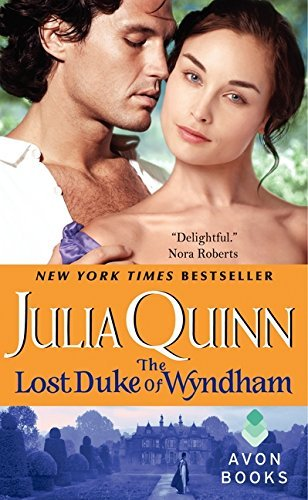 Julia Quinn The Lost Duke Of Wyndham