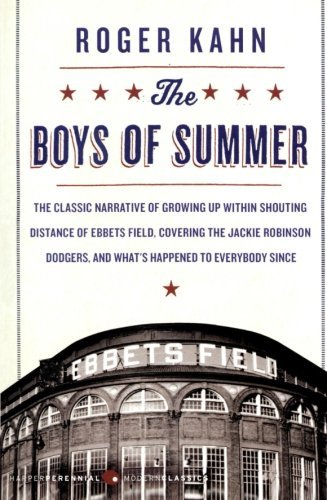 Roger Kahn The Boys Of Summer