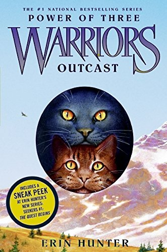 Erin Hunter Warriors Power Of Three #3 Outcast