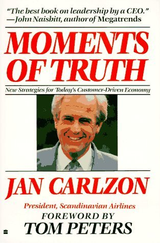Jan Carlzon Moments Of Truth Revised